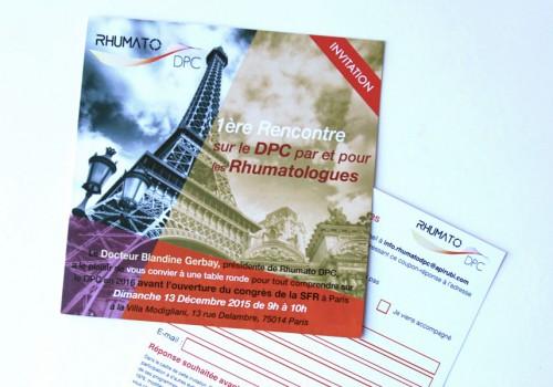 1ère Rencontre Sur Le DPC Par Et Pour Les Rhumatologues