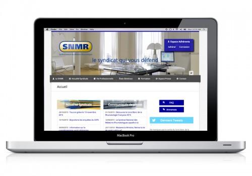 Site Internet SNMR