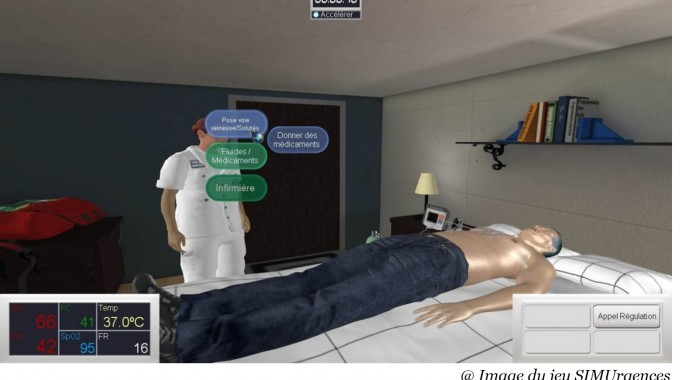 Le Serious Game Au Service De La Santé