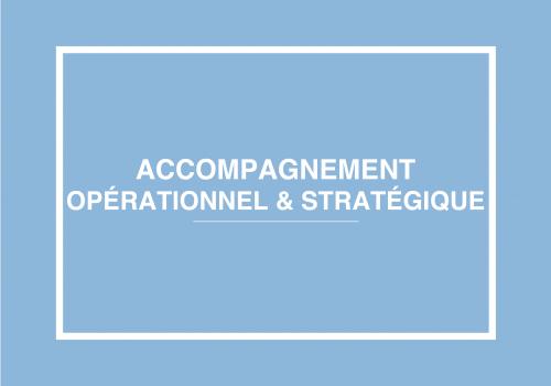 Accompagnement Opérationnel & Stratégique
