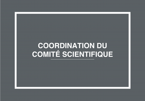 Coordination Du Comité Scientifique