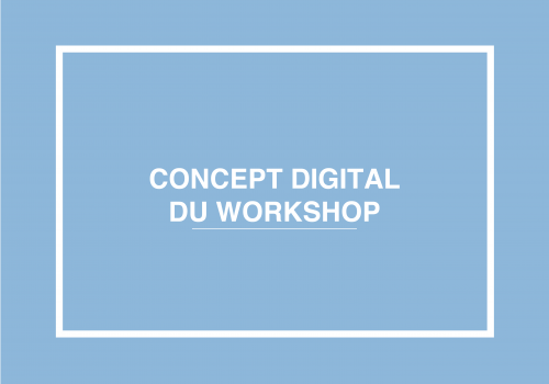 Concept Digital Du Workshop
