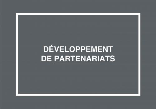 Développement Des Partenariats