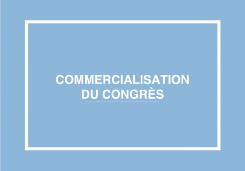 Commercialisation Du Congrès