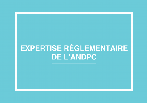 Expertise Réglementaire ANDPC