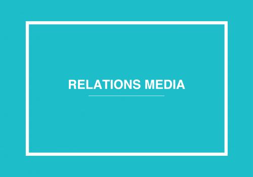 Relations Média